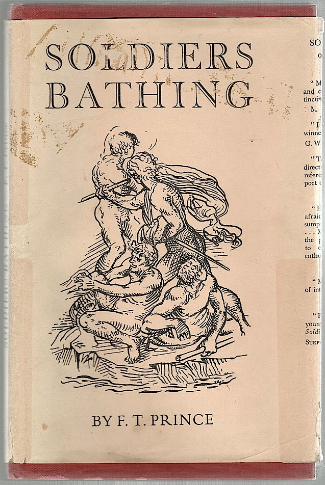 Soldier's Bathing; And Other Poems. F. T. Prince.