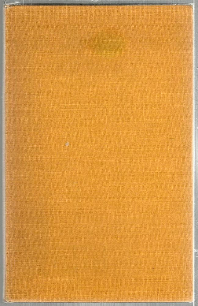 Fin de Siècle; A Selection of Late 19th Century Literature and Art. Nevile Wallis.
