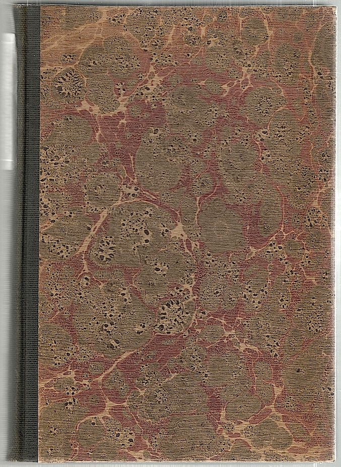 Letters of Ambroise Bierce; With a Memoir by George Sterling. Bertha Clark Pope.
