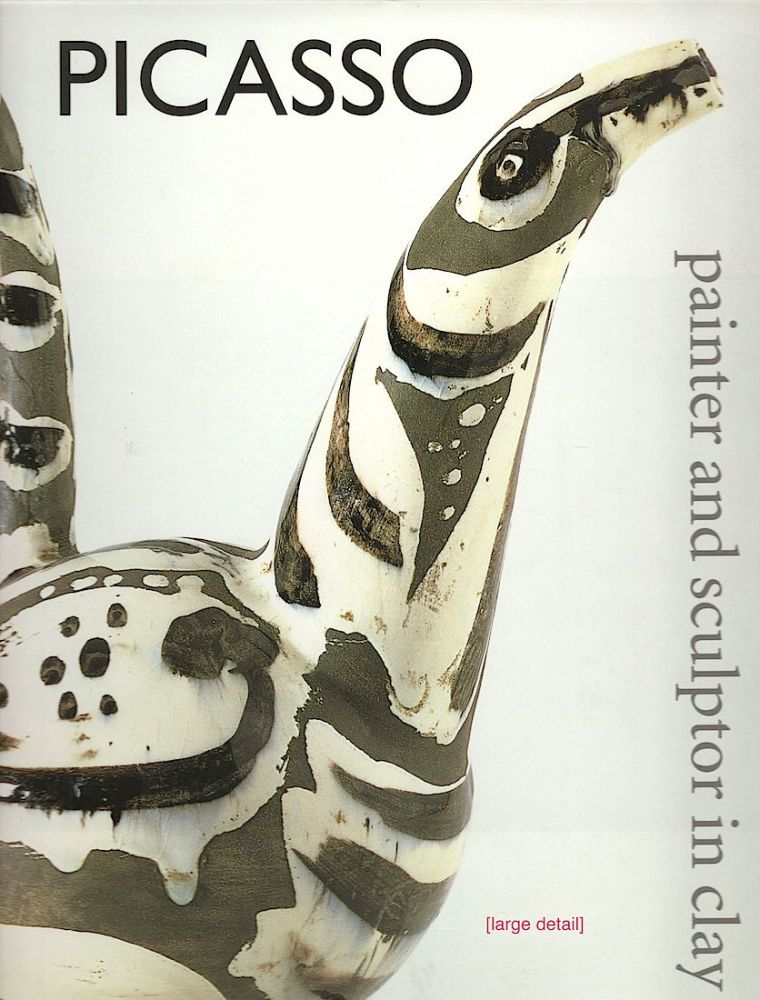 Picasso; Painter and Sculptor in Clay. Marilyn McCully.