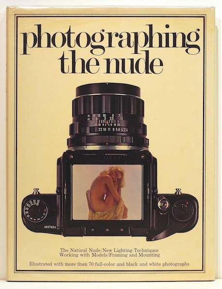 Photographing the Nude. Jeanne Sullivan.