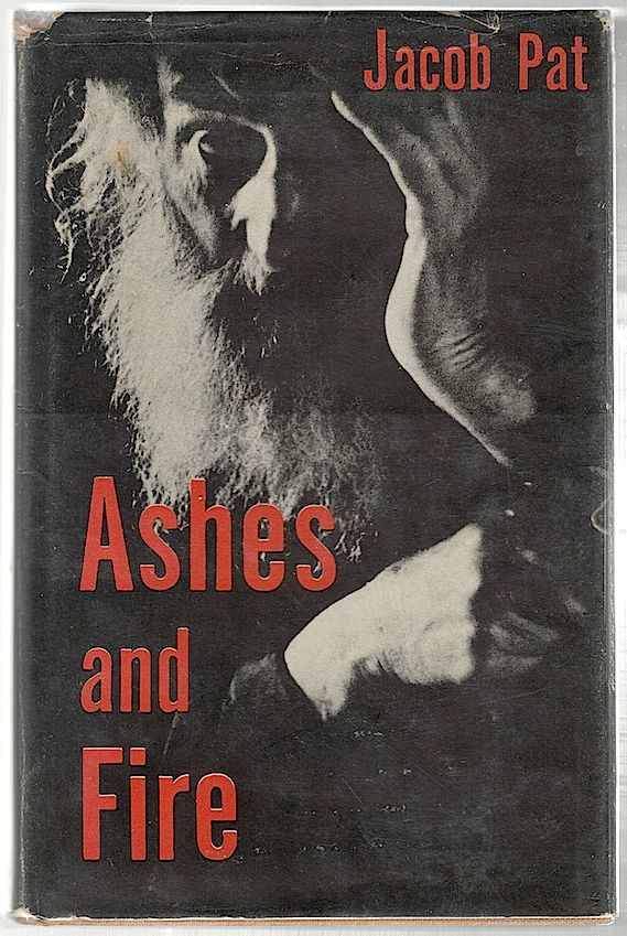 Ashes and Fire. Joseph Pat.