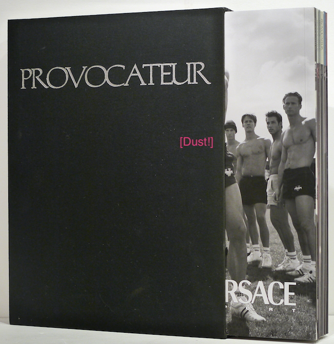 Provocateur. Ryan Brookhart.