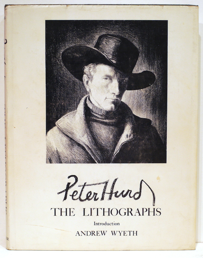 4902523bdc31fd Peter Hurd; The Lithographs | John Meigs | First edition