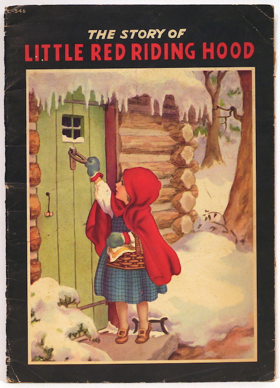 Story of Little Red Riding Hood. Thelma Gooch.