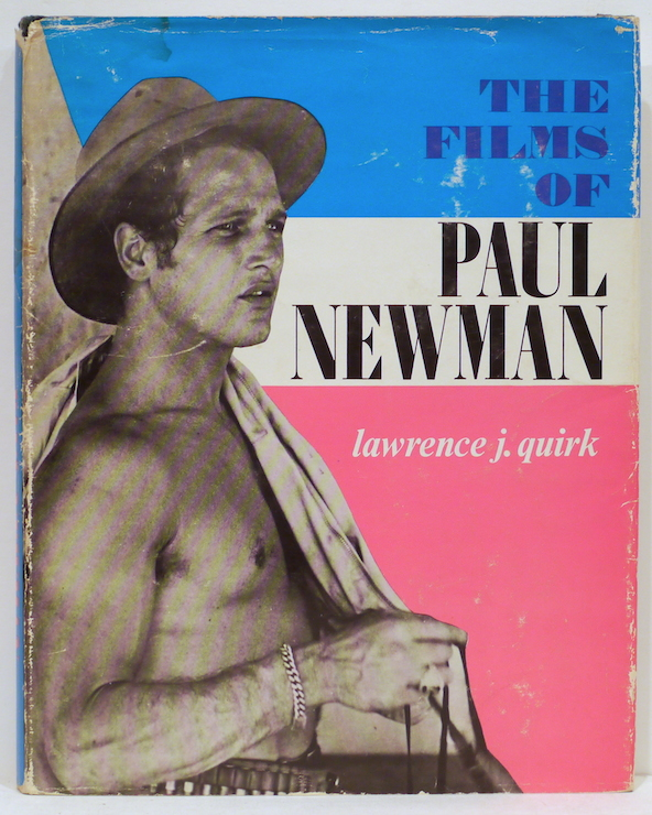 Films of Paul Newman. Lawrence J. Quirk.