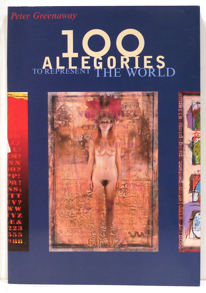 100 Allegories to Represent the World. Peter Greenaway.