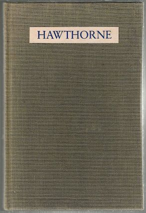 Hawthorne; Poems Adapted from the American Notebooks. Robert Peters