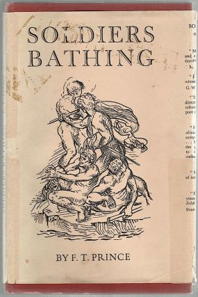 Soldier's Bathing; And Other Poems. F. T. Prince