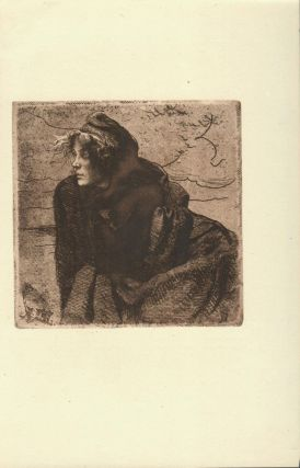 """Etude"" Paul-Albert Besnard"