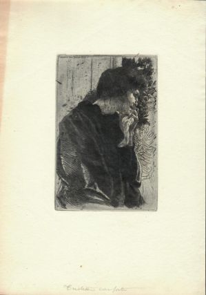 Tristesse. Paul-Albert Besnard