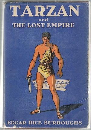 Tarzan and the Lost Empire. Edgar Rice Burroughs