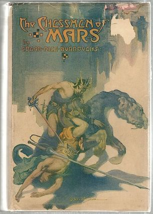 Chessmen of Mars. Edgar Rice Burroughs