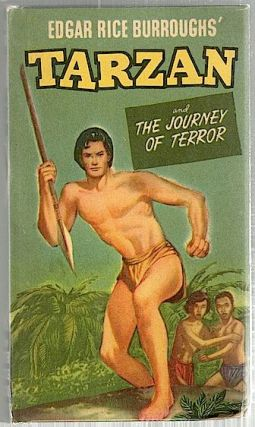 Tarzan and the Journey of Terror. Edgar Rice Burroughs