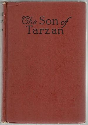 Son of Tarzan. Edgar Rice Burroughs