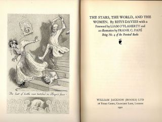 Stars, the World, and the Women; Being No. 4 of the Furnival Books.