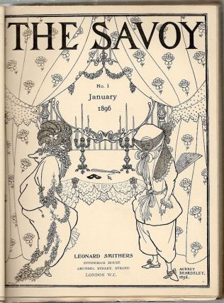 Savoy; No. 1. An Illustrated Quarterly