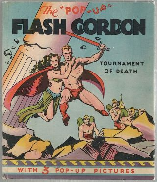 Flash Gordon; The Tournament of Death. Alex Raymond.
