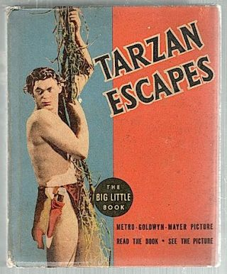 Tarzan Escapes. Edgar Rice Burroughs