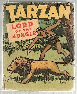 Tarzan Lord of the Jungle. Edgar Rice Burroughs