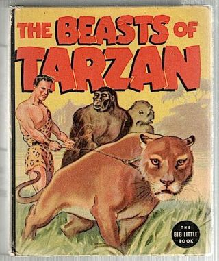 Beasts of Tarzan. Edgar Rice Burroughs