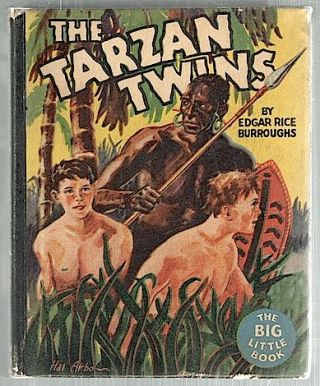 Tarzan Twins. Edgar Rice Burroughs