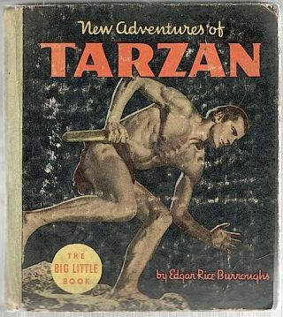 New Adventures of Tarzan. Edgar Rice Burroughs