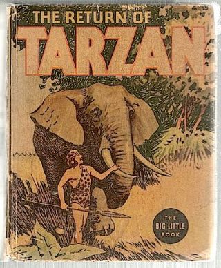 Return of Tarzan. Edgar Rice Burroughs