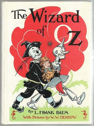 Wizard of Oz. L. Frank Baum