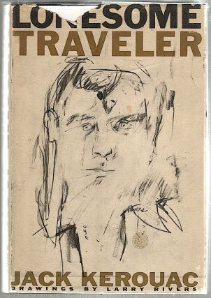 Lonesome Traveller. Jack Kerouac.