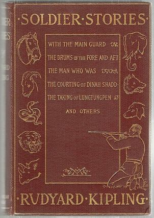 Soldier Stories. Rudyard Kipling