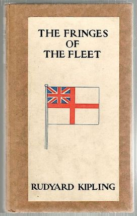 Fringes of the Fleet. Rudyard Kipling
