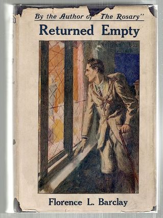 Returned Empty. Florence L. Barclay