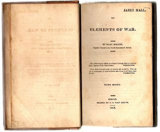 Elements of War. Isaac Maltby