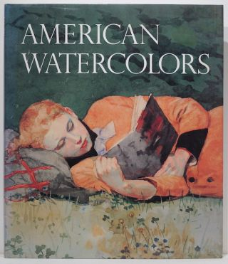 American Watercolors. Christopher Finch.