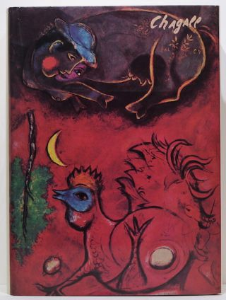 Marc Chagall; Life and Work. Franz Meyer.