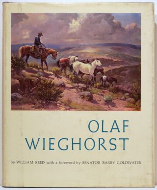 Olaf Wieghorst. William Reed