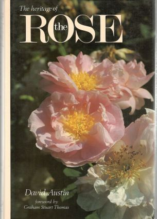 Heritage of the Rose. David Austin.