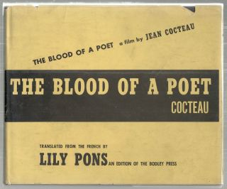 Blood of a Poet; A Film by Jean Cocteau. Jean Cocteau