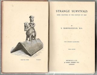 Strange Survivals; Some Chapters in the History of Man