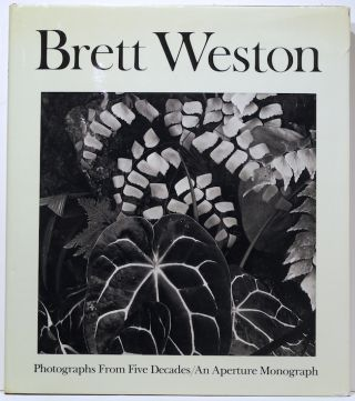 Brett Weston; Photographys From Five Decades. R. H. Cravens