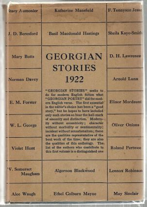 Georgian Stories; 1922. Georgian Stories
