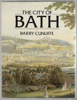 City of Bath. Barry Cunliffe
