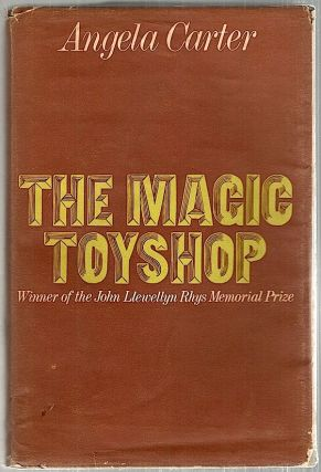 Magic Toyshop. Carter Angela.