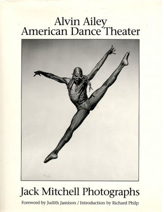 Alvin Ailey American Dance theater; Jack Mitchell Photographs. Jack Mitchell