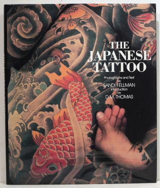 Japanese Tattoo. Sandi Fellman