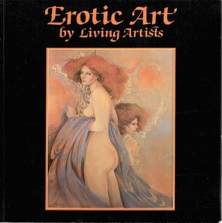 Erotic Art of Living Artists. Robin Schirmer, introduction