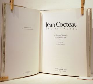 Jean Cocteau and His World; An Illustrated Biography