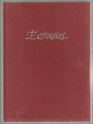 Ecstasies; Poems 1975-1983. James Broughton