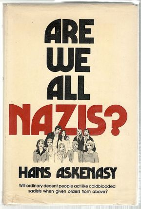 Are We All Nazis. Hans Askenasy